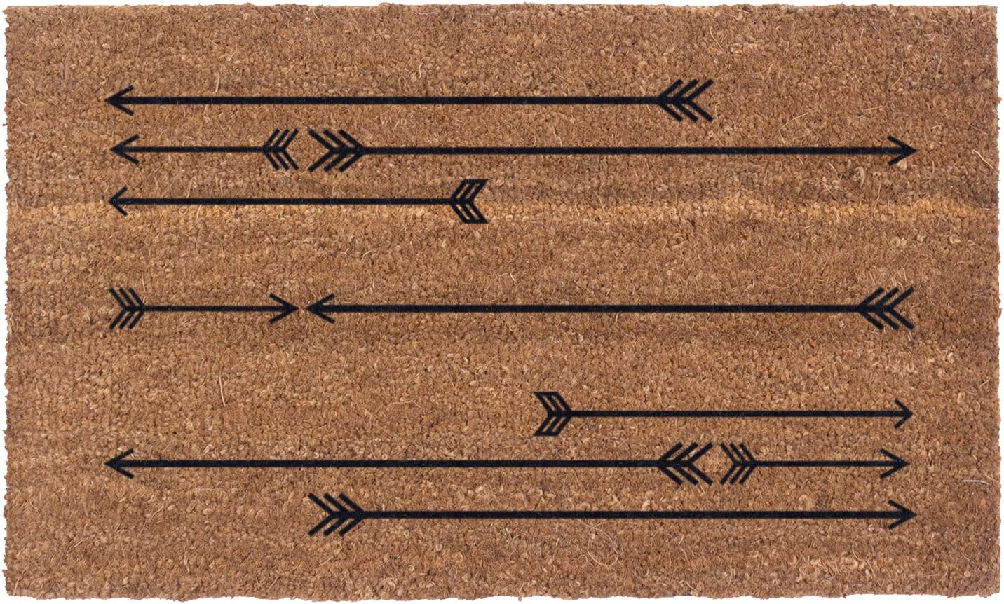 Coco Mats N More VBARW1830 Natural Door Mats