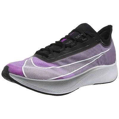 Nike Men's Zoom Fly 3 Running Shoes (12, Purple/White) | Road Running