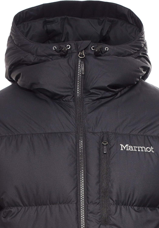 Anorak D/éperlant Facteur de Gonflement de 700 Marmot Guides Down Hoody Duvet Isol/ée L/ég/ère Veste dExt/érieur Coupe-Vent Homme