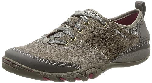 Chaussures Marron À Lacets Merrell Gq3SeI5ebf