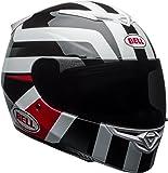 Bell RS-2 Helmet (Gloss White/Black/Red Empire - X-Small)