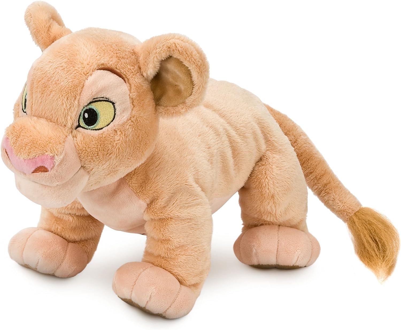 Disney Simba Plush Medium 11 Inch The Lion King