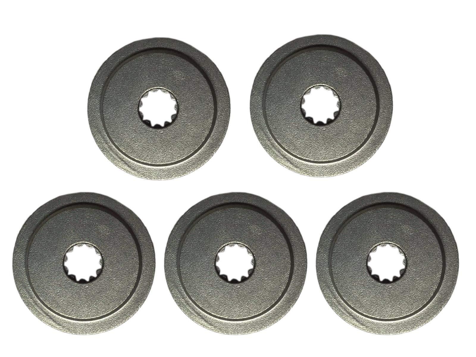 5 Pack Echo C535000210 Upper Adapter Plate Fits SRM-225 SRM-280 SRM-266 SRM-210 SRM-211 SRM-251 Trimmers
