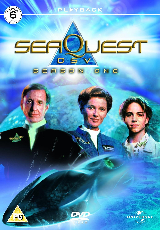 seaquest dsv pc