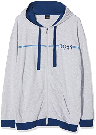 91ff91183b9 BOSS Authentic Jacket H - Sweat-Shirt - Homme  Amazon.fr  Vêtements et  accessoires