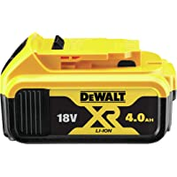 Dewalt DCB182-XJ Batería carril XR 18V Li-Ion 4, 18 V, Negro y amarillo
