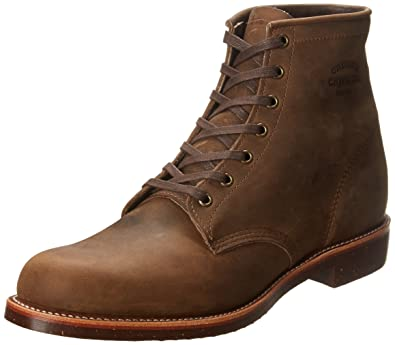 Original Chippewa Collection Men's 1901M29 6 Inch Service Utility Boot,  Crazy Horse, ...