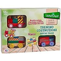 Legnoland Trenino Trainabile,, GLO781