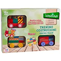 Legnoland Trenino Trainabile,, GLO781
