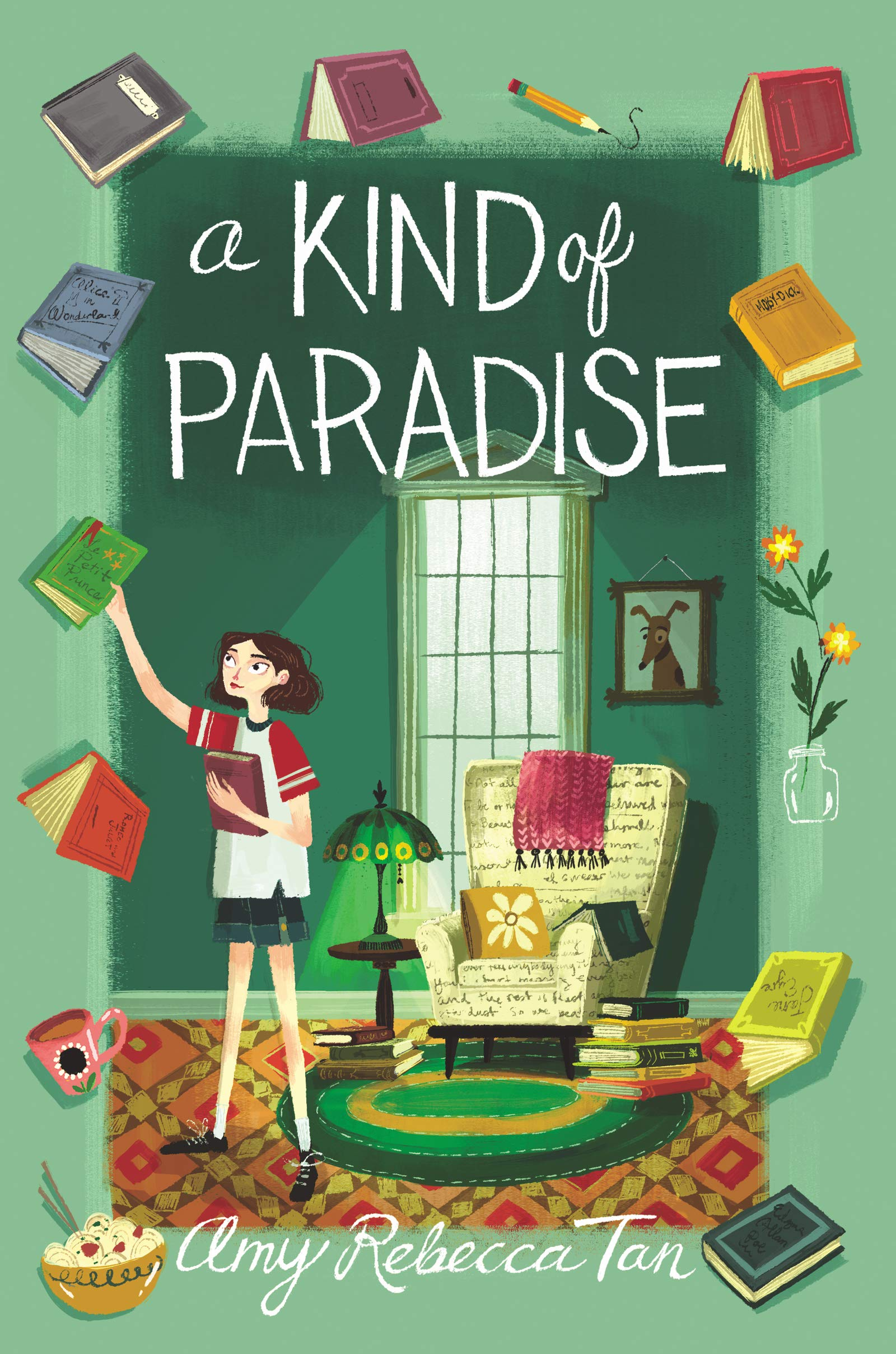 Image result for a kind of paradise book