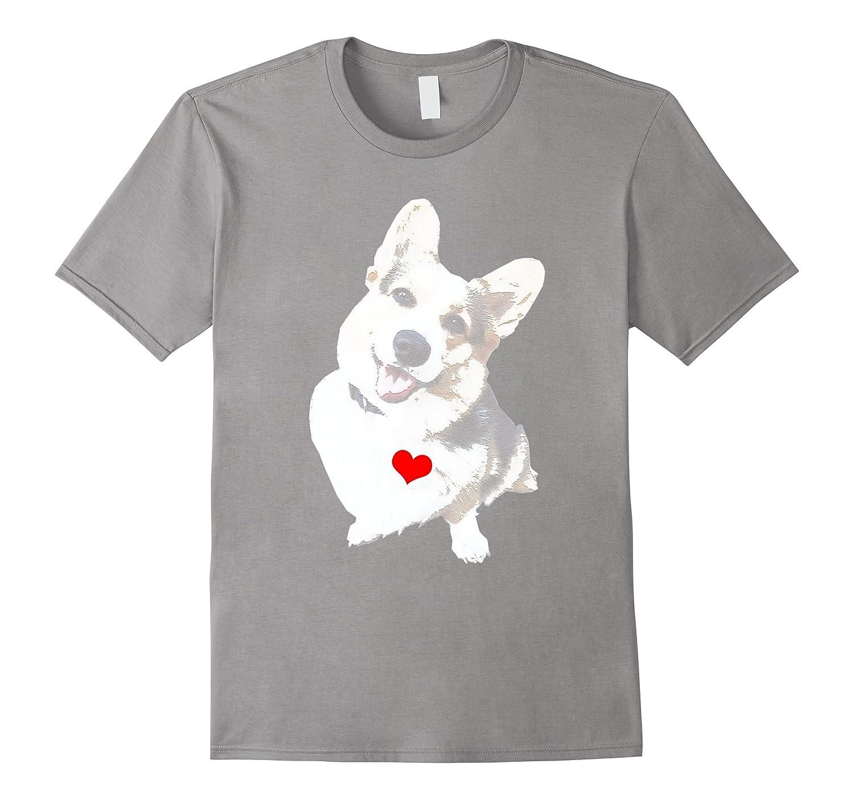 Corgi Life Corgi Love T-shirt-Art