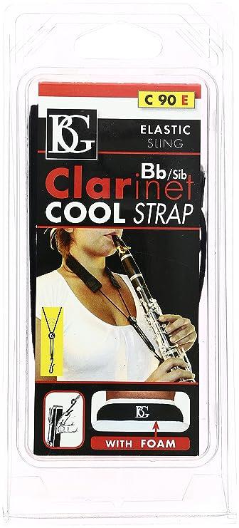 BG C90E clarinete correa y diseño de trenes: Amazon.es ...