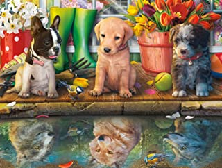 product image for Buffalo Games - Puppy Dreams - 750 Piece Jigsaw Puzzle