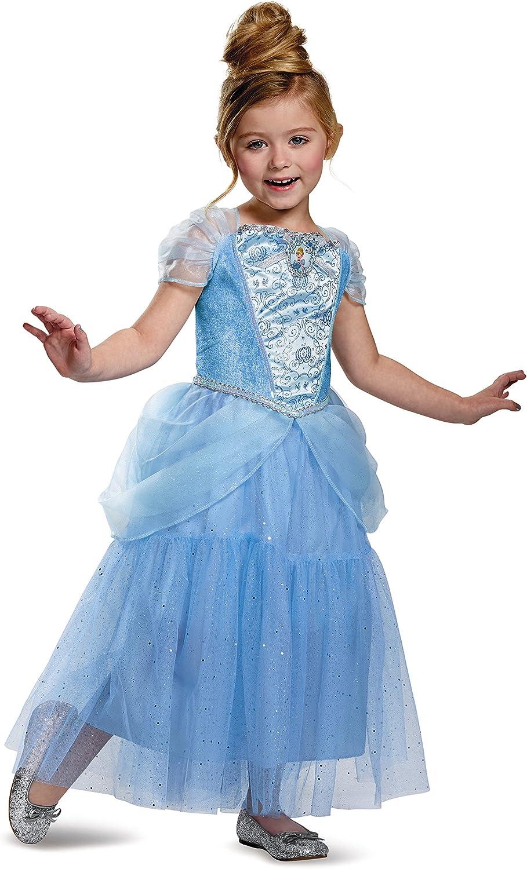 Disney Licensed Deluxe Cinderella Costume
