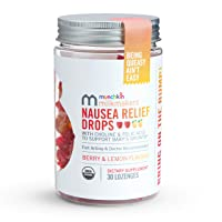 Munchkin Milkmakers Nausea Relief Drops for Pregnancy with Ginger, Vitamin B6, Choline...