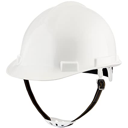 nocry Heavy Duty Hard Hat – construcción casco de seguridad ajustable con sistema de suspensión de