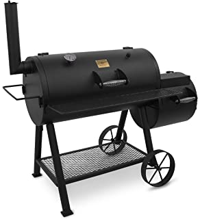 Amazon com : Oklahoma Joe's Longhorn Offset Smoker : Garden