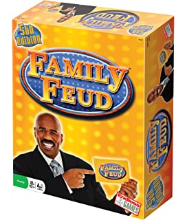 Amazon.com: Family Feud DVD Game: Toys & Games