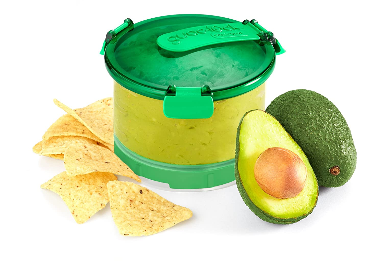 Casabella Guac-Lock Container Keeps guacamole fresher longer