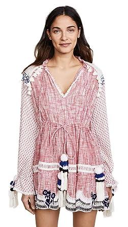 a8862afe9aa Hemant and Nandita Women s Short Dress at Amazon Women s Clothing store