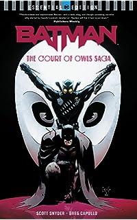 Amazon com: Absolute Batman: The Court of Owls