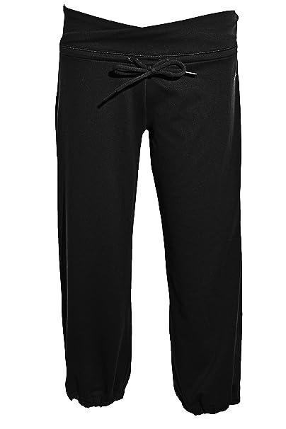 nuevos especiales calidad estable talla 40 Amazon.com: adidas Mujer Climalite Capri pantalones, negro ...