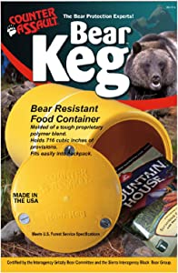 Counter Assault Bear Keg