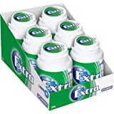 Extra Spearmint Sugarfree Chewing Gum, 46 Piece Bottle (Pack of 6)