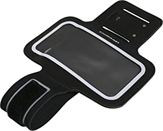 Ultrasport Fascia da Braccio con Tasca in Neoprene e Scomparto per Cellulare, Chiusura Salda in Velcro, Unisex, in 5 Colori e 3 Misure di Cellulare