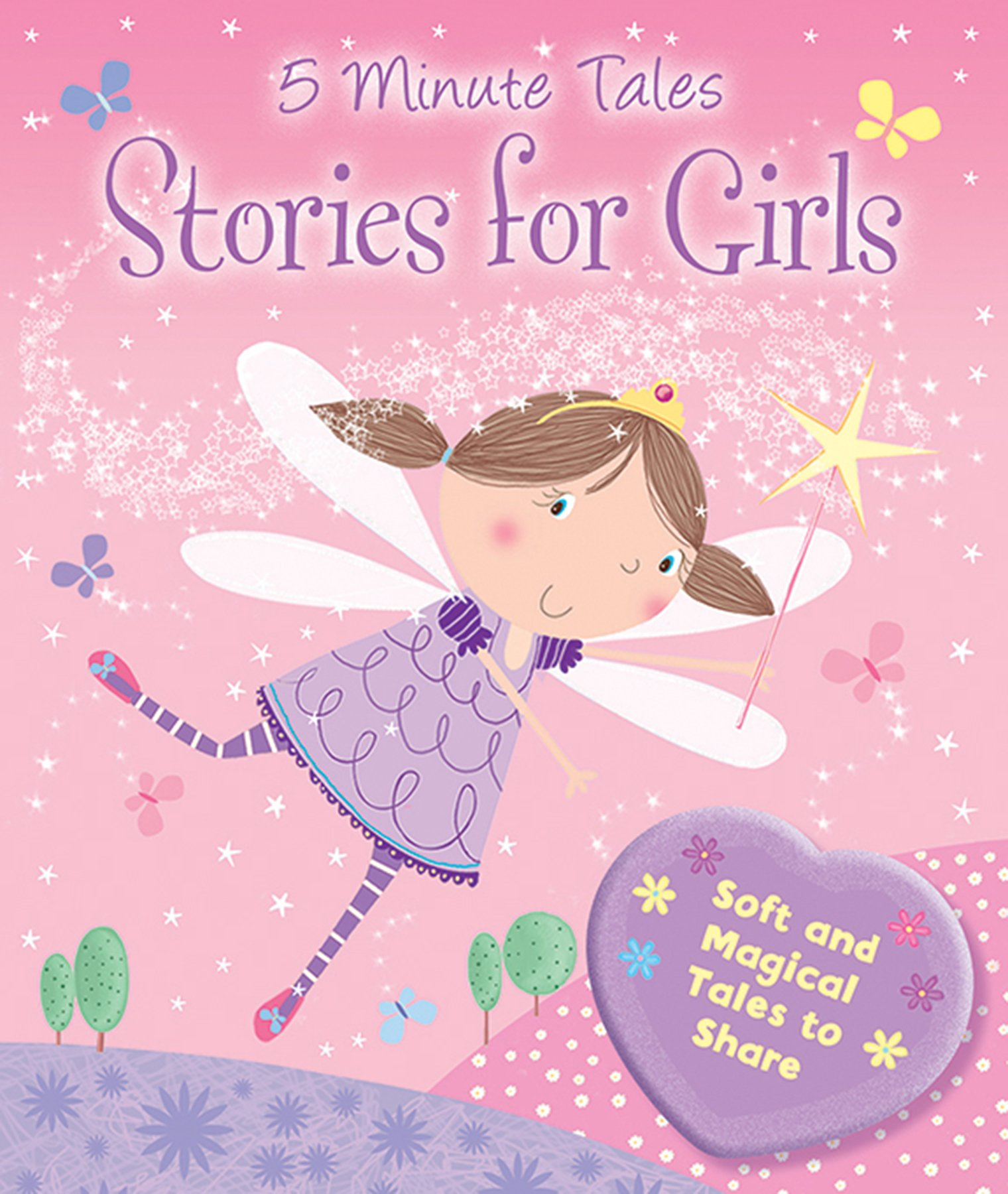 5 Minute Tales: Stories for Girls pdf