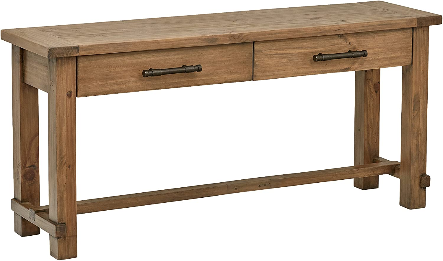 Amazon Brand – Stone & Beam Ferndale Rustic Console Table, 63