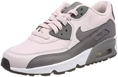 best service 5f7e5 4c330 Nike Air Max 90 LTR Big Kid's Shoes Racer Pink/Black/White 833376-