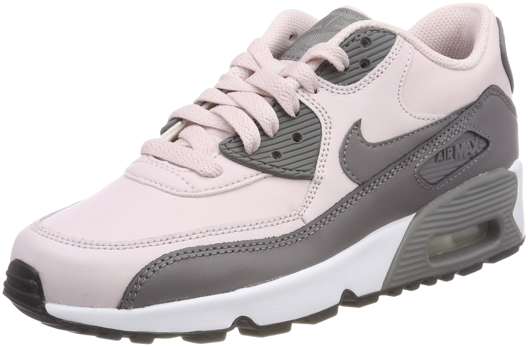 dc834c42ebcb77 Galleon - Nike Air Max 90 LTR Girl s Shoe