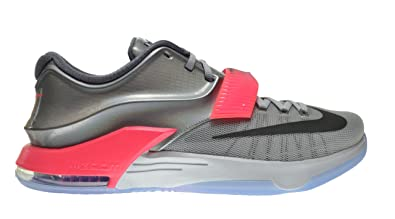 746289d1efc4 Nike KD VII AS All Star Men s Shoes Pure Platinum Multicolor-Black 742548-