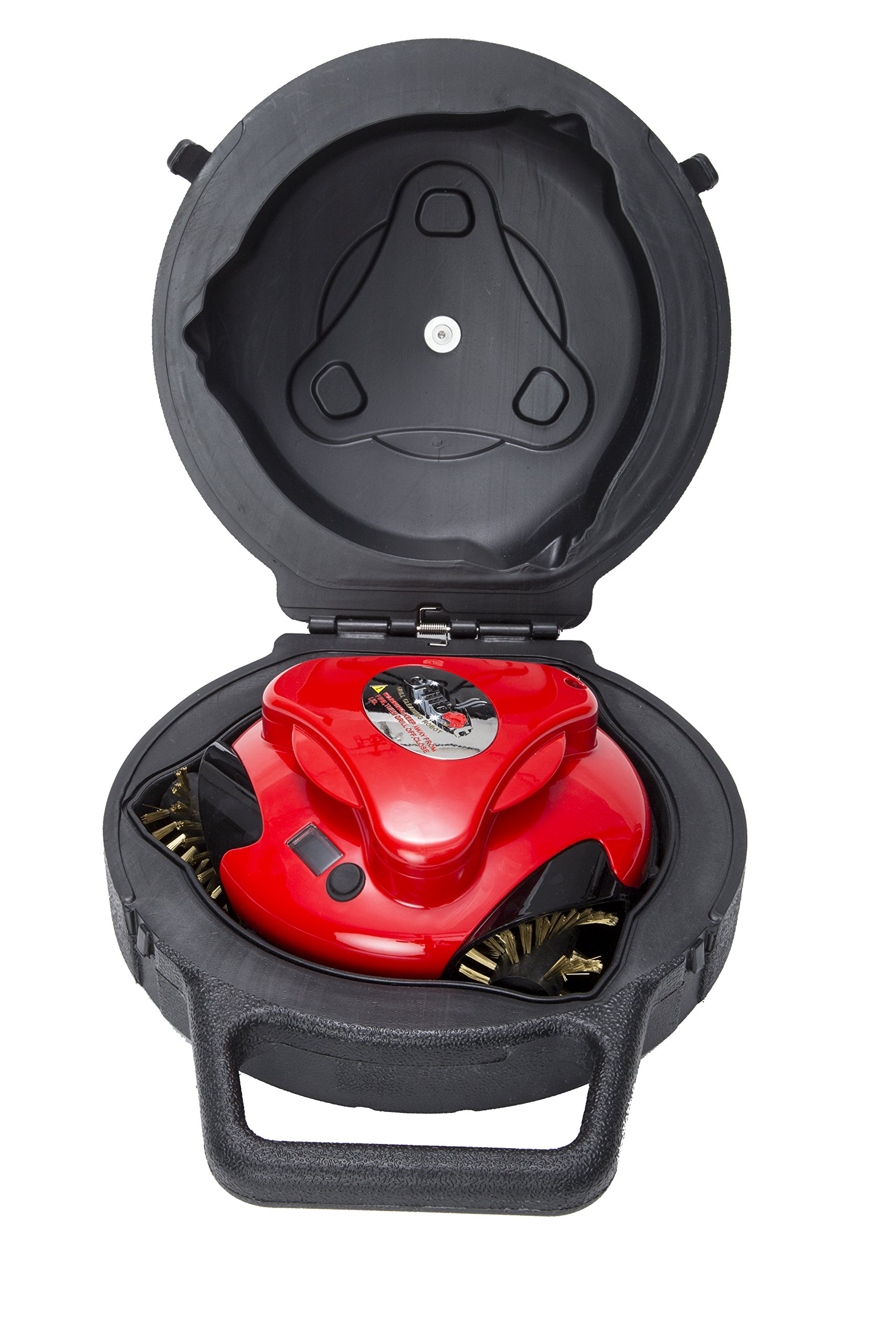 Grillbot Protective Carrying Case Automatic Grill Cleaning Robot