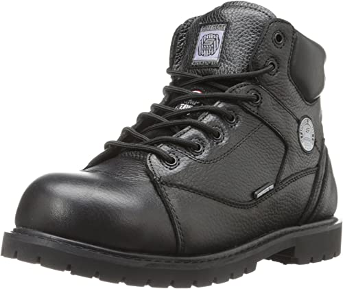 76547 Skechers Women/'s Work Boots Stedman Blaylock Leather Safety Toe