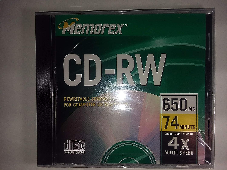 B00000JKKZ Memorex 650MB/74-Minute 4X Music CD-RW Media 81z9CKy6L2BL