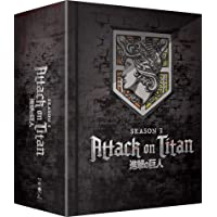 Attack on Titan: Season Three Part One [Blu-ray]