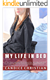 MY LIFE IN BED: Dr. Iris Storm spends a lot of time in her specially made bed. It provides her with the most extraordinary entertainment