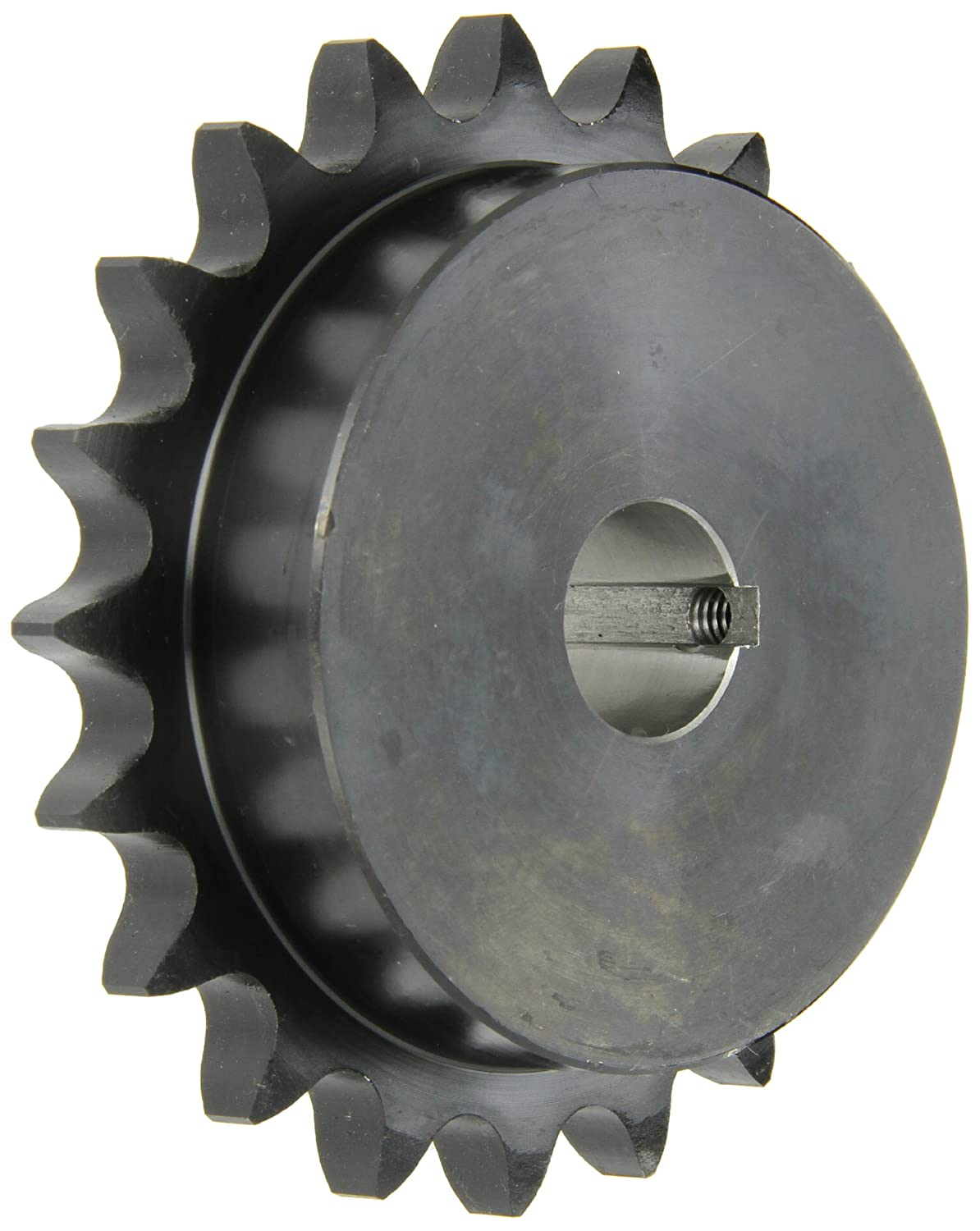 20 Teeth Regal Steel Browning H6020X1 Finished Bore Roller Chain Sprocket Single Strand Hardened Teeth