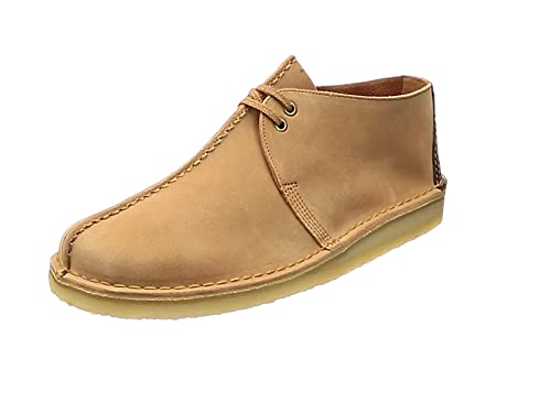 1301f2026 Clarks Originals Men s Desert Trek Derby  Amazon.co.uk  Shoes   Bags