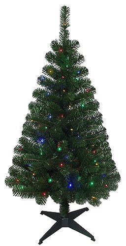 Sunshine Usb Aa1 5 V X 3 Led Bulb Christmas Tree 48 Rainbow Color