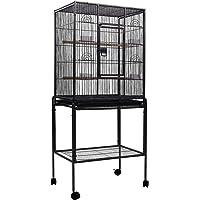 Bird Cage 160cm Detachable Wheels Parrot Cages i.Pet