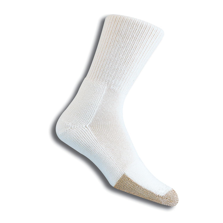 thorlos Men's Tx Tennis Thick Padded Crew Socks