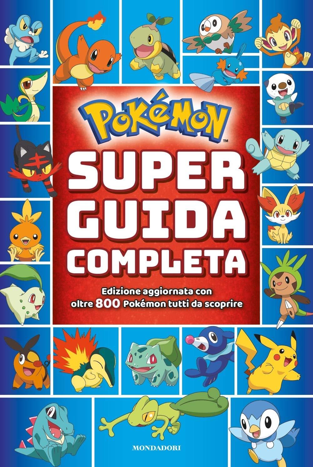 Pokémon Super guida completa italiano