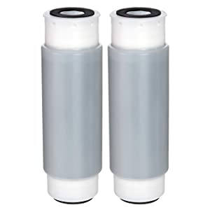 Waterdrop AP117 Whole House Water Filter, Compatible with 3M Aqua-Pure AP117 Drinking Water System, Whirlpool WHKF-GAC for Chlorine, Dirt and Rust Reduction, Pack of 2