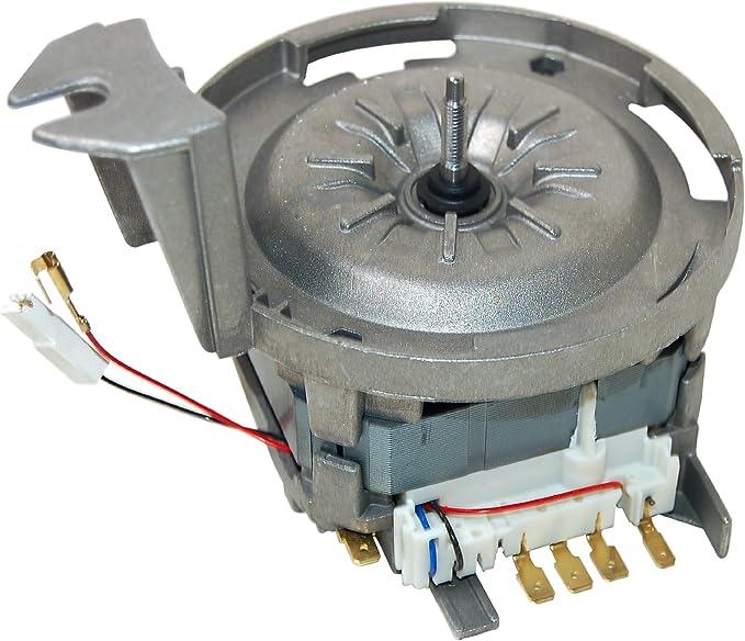 Bosch 00489658 bastidor/lavavajillas trasero descarga bomba Motor ...
