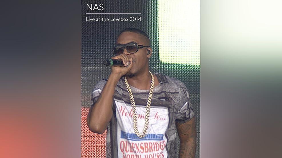 Nas - Live at the Love Box