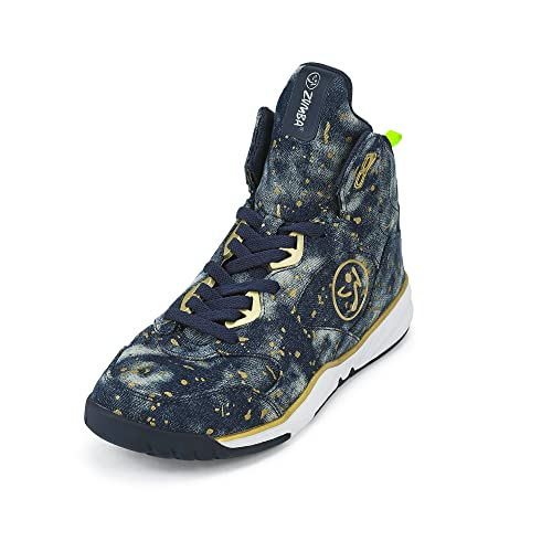 Zumba Footwear Zumba Energy Boom Scarpe da Fitness Donna, Nero (Black), 38 EU
