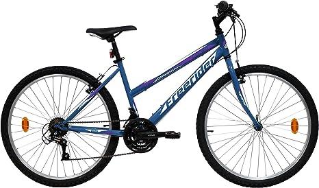 Bicicleta de montaña de 26 pulgadas para mujer LULEA/Freerider ...